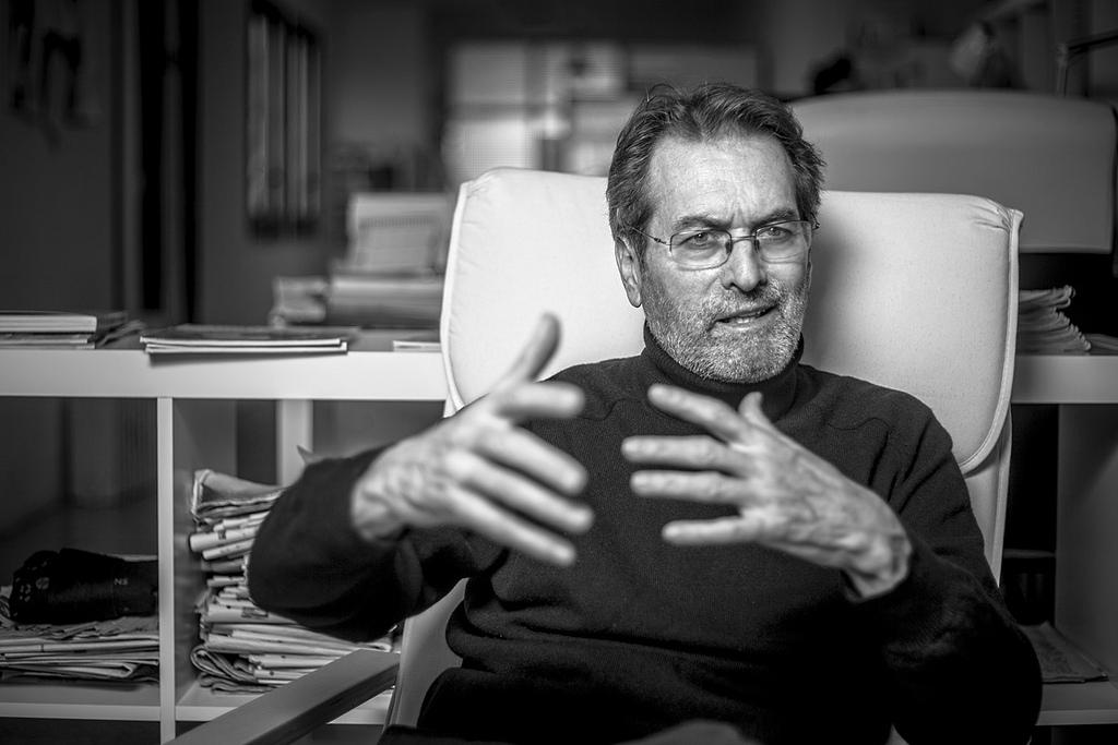 """Andreu Missé: """"Nos falla la clase dirigente; los trabajadores españoles son muy apreciados en Europa"""""""