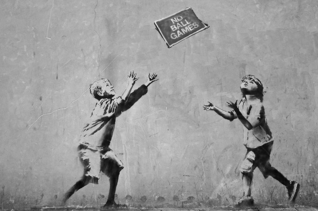 Banksy NoBall Games