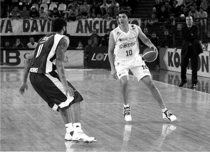 Dejan Bodiroga: amo y señor del baloncesto europeo (I)