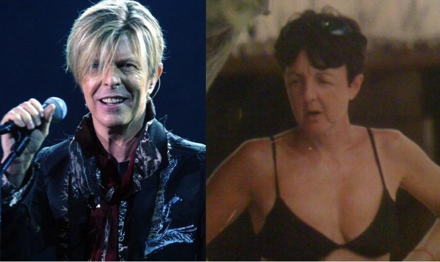 Bowie (2004) nunca hizo sombra en el Club de Británicos-que-parecen-viejas-lesbianas a Paul MacCartn... oh, wait!