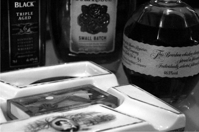 ¿Bourbon? Oui, c'est moi