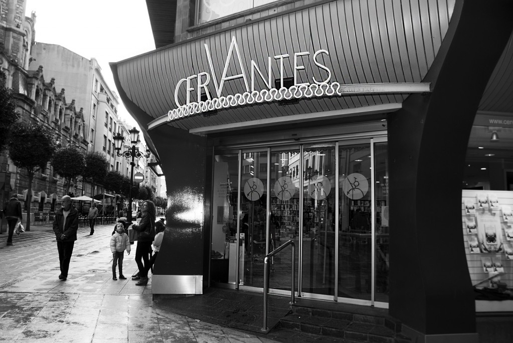 Librerías con encanto: Cervantes (Oviedo)