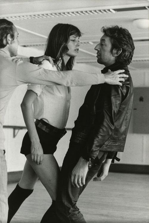 Jane Birkin y Serge Gainsbourg (2)