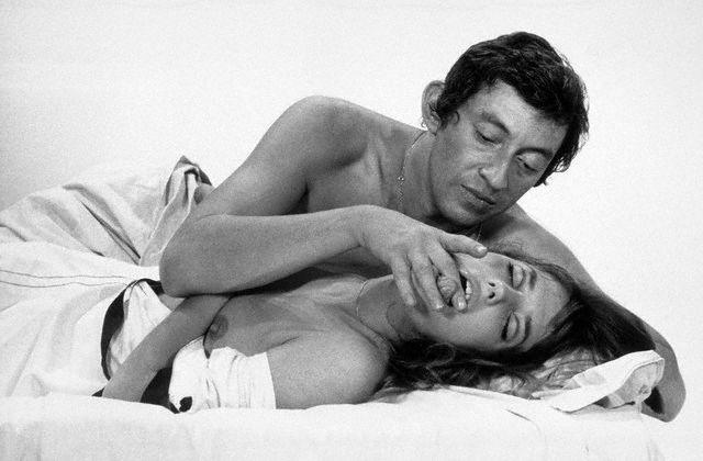 Jane Birkin y Serge Gainsbourg (3)