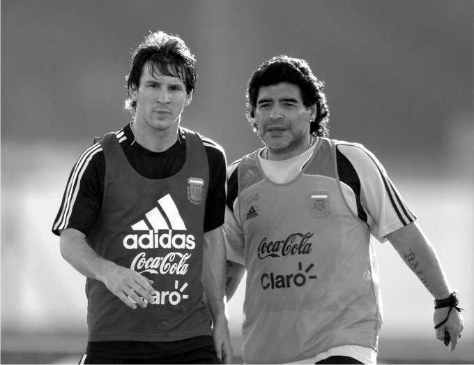 Una comparación imposible e indeseable: ¿Messi o Maradona?