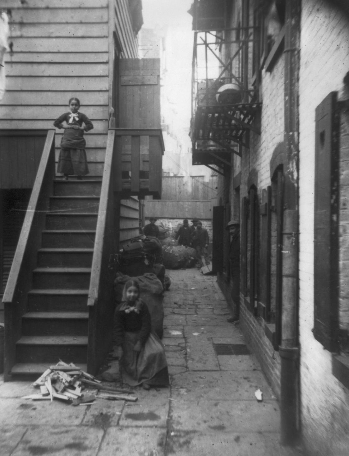 Nueva York desde la frontal (I): los (verdaderos) barrios étnicos de ...