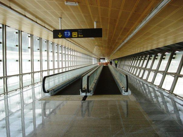 Nueva terminal del aeropuerto Pablo Ruiz Picasso
