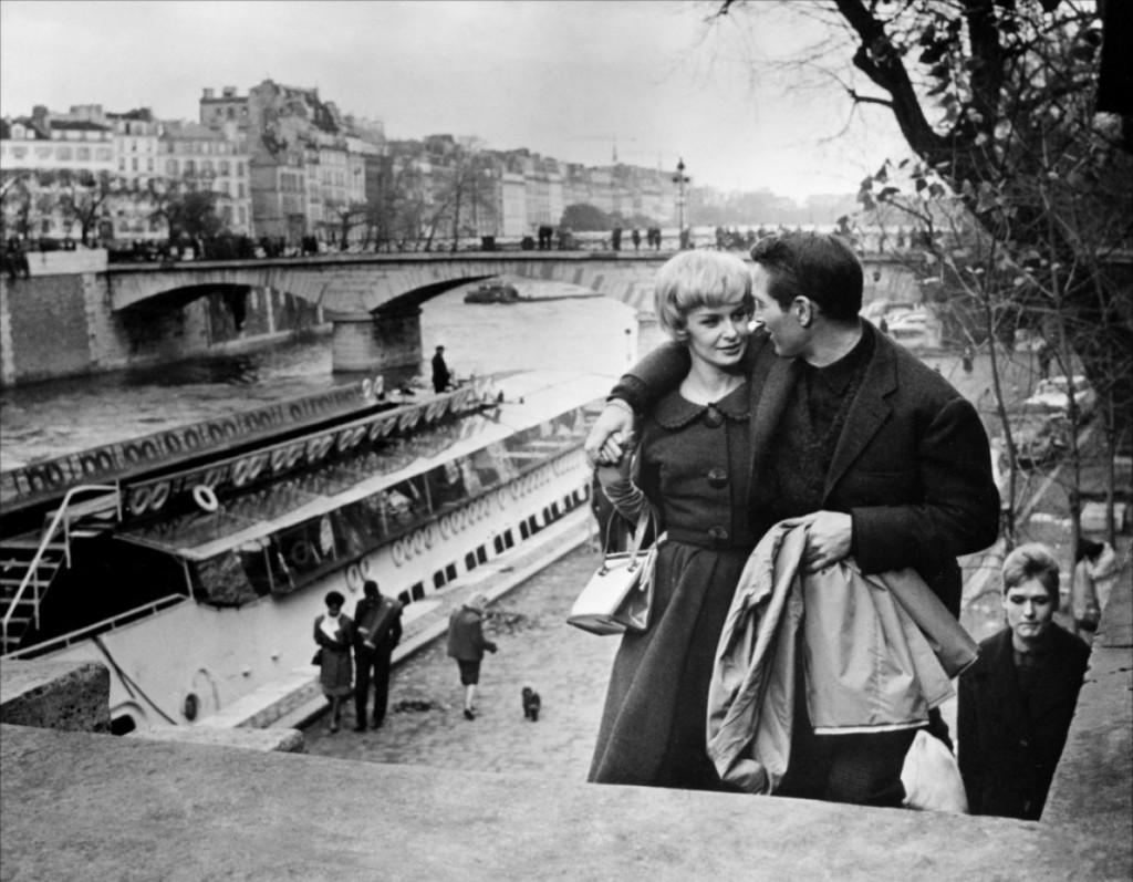 Paul Newman y Joanne Woodward