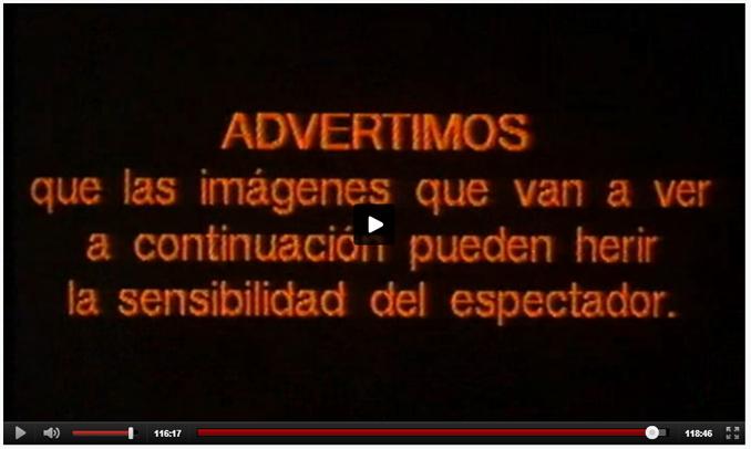 video delito