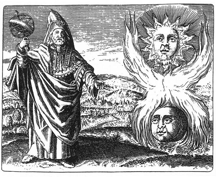 Resultado de imagen de mago merlin y la muerte