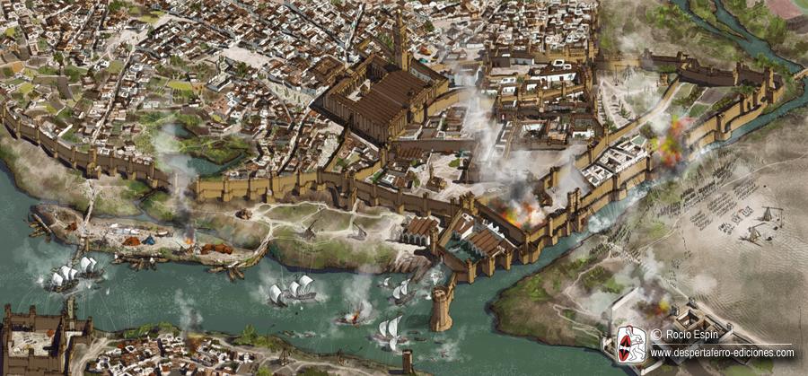 La reconquista de Sevilla, 23 de noviembre de 1248 Desperta-Ferro-n%C2%BA13-SEVILLA-1248-