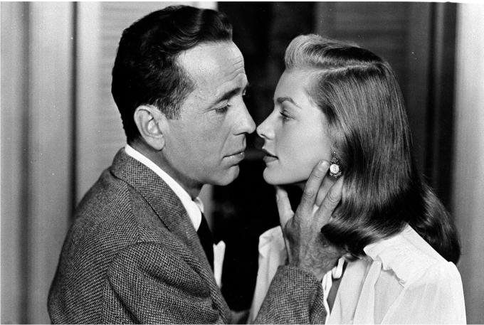 Amores cinéfagos: Lauren y Humphrey, pasándolo bien