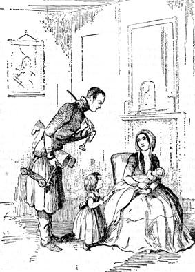 Ilustración de William Makepeace Thackeraypara su novela La feria de las vanidades - Hulton Archive (2)