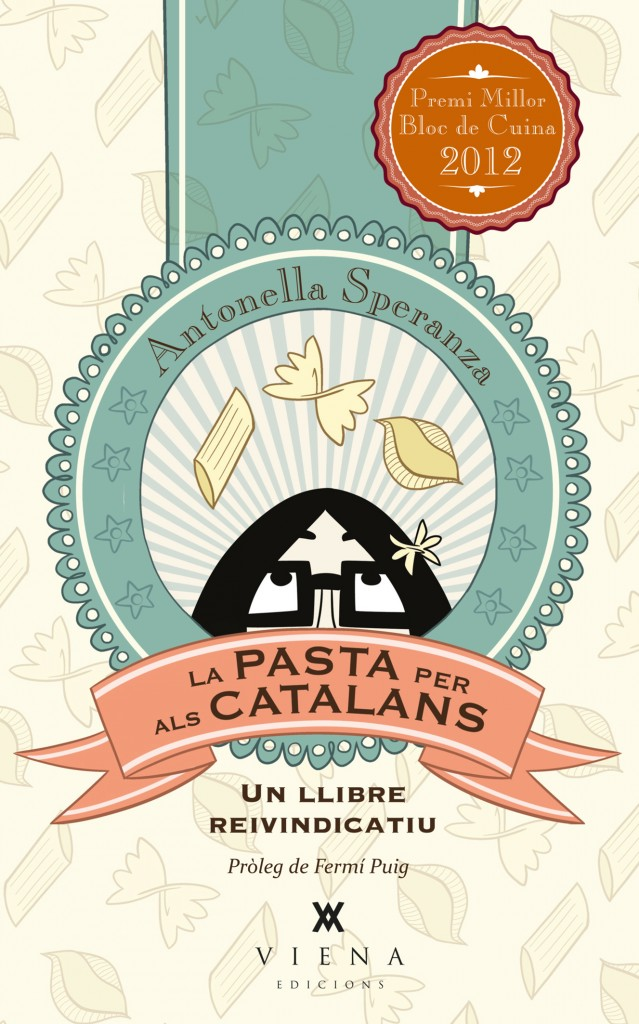 La pasta per als catalans un llibre reivindicatiu