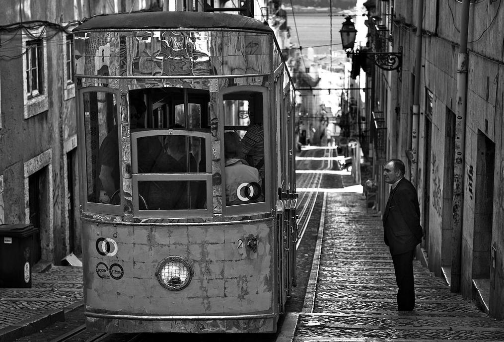 Nueve historias en el mapa de Lisboa