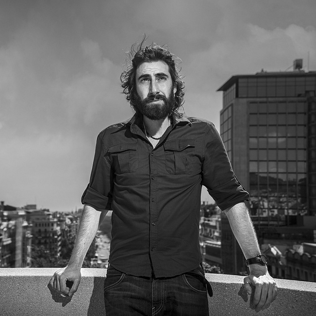 """Manu Brabo: """"Si la gente gritara en la calle lo que grita en Facebook sería la hostia"""""""