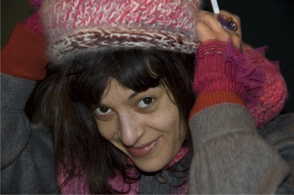 Nathalie - fptografía de Raquel Villaécija