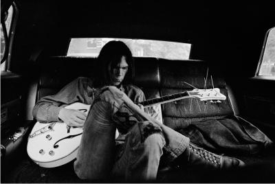 El puto Harvest de Neil Young