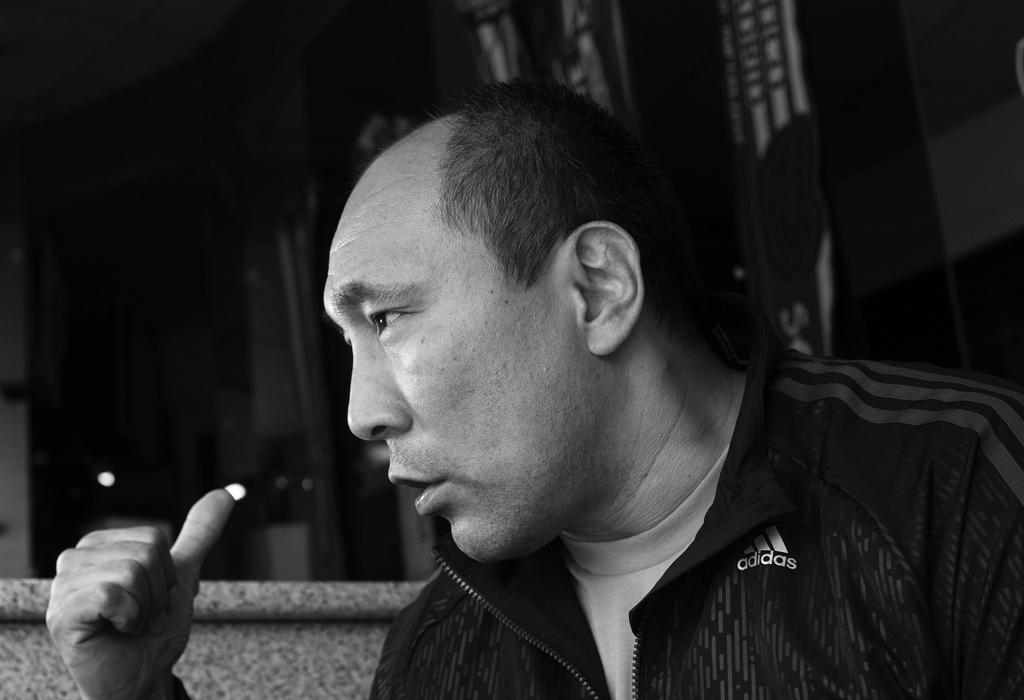 Talant Djushebaev para Jot Down 2