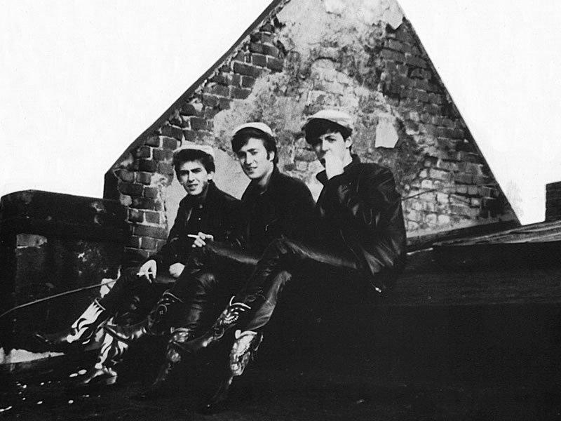 """""""¡Dad palmas, jodidos nazis!""""; 1961, el año de los Beatles en Hamburgo"""