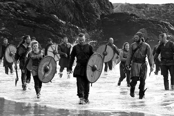 Vikings: sangre, costra e historia