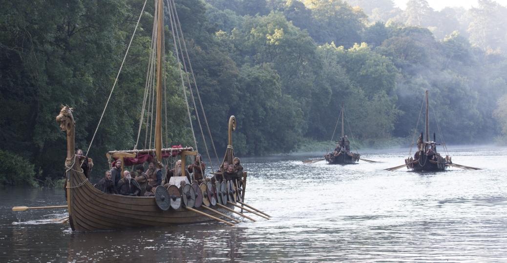 Vikings Sangre Costra E Historia