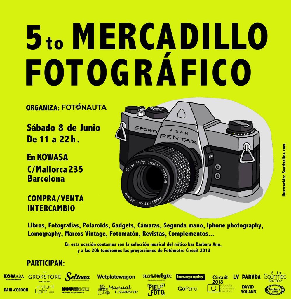 5º Mercadillo fotográfico