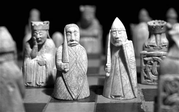 Orígenes del ajedrez (III) Bestias, caballeros inexistentes y Scachs d'amor