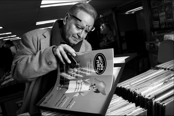 José María Albert de Paco: El gran musiquero