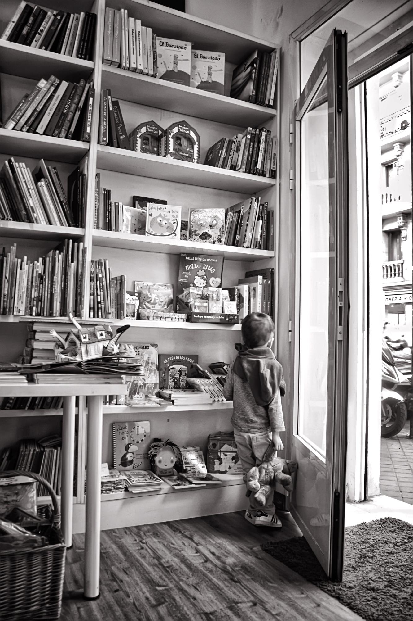 Librerías con encanto: La Librería Modesta (Madrid)
