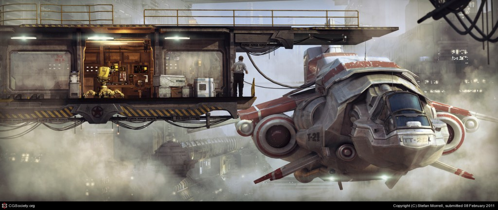 Dock35  de Stefan Morrell