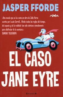 El caso Jane Eyre, Jasper Fforde