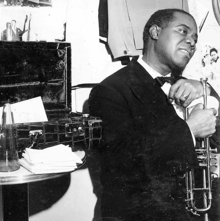 ¿Qué hace que el jazz sea jazz? Louis Armstrong y su blues del final del Oeste