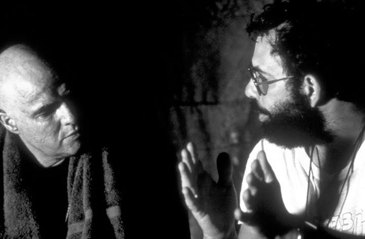 Marlon Brando y Coppola en Hearts of Darkness A Filmmakers Apocalypse