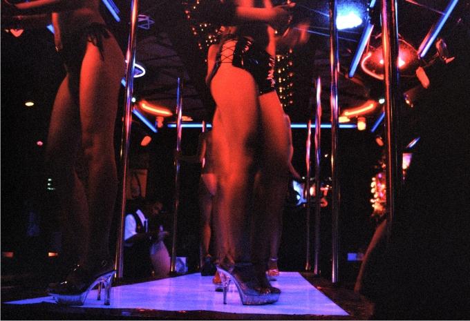 Clubes de striptease y edmonton