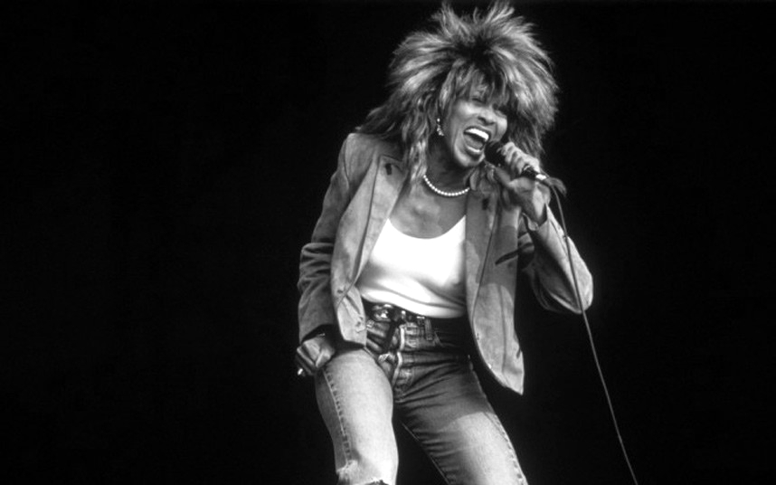 Tina Turner-