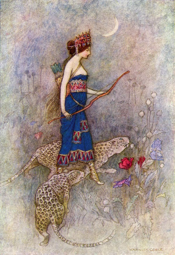 Zenobia Queen - By Warwick Goble