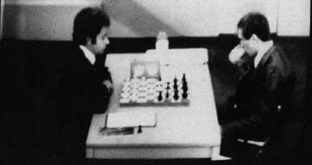 Jugando en una sala aislada: el momento que ayudó a desmoronar psicológicamente a Spassky.