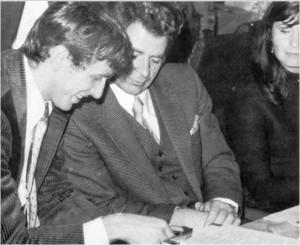 """Spassky sobre Fischer: """"Era como un pez, cuando pensaba que ya lo tenía, se me escurría entre las manos"""""""