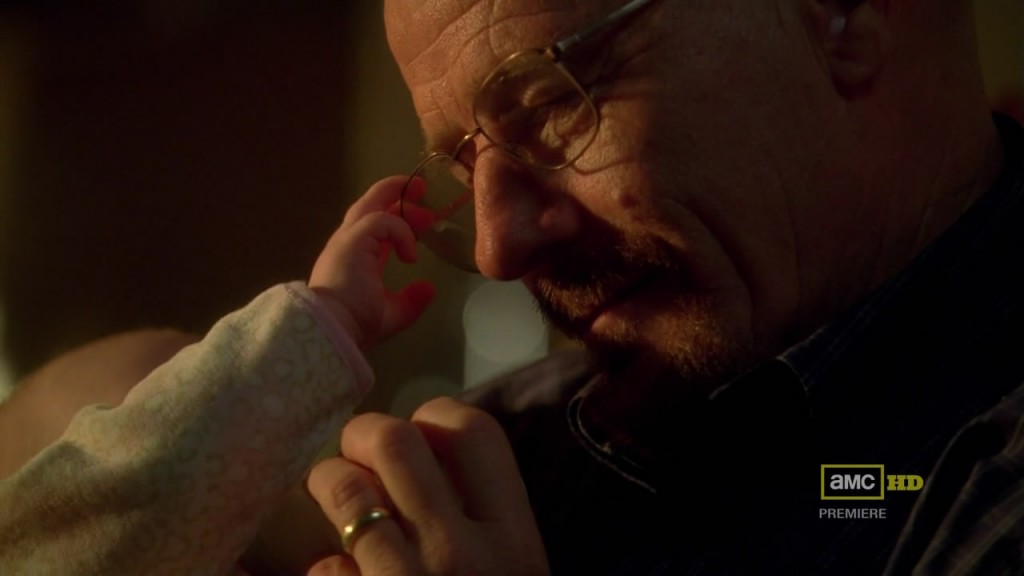 Breaking Bad 3x13 (Holly y Walter)