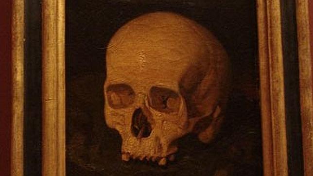 Cráneo de Goya, de Diosniso Fierros