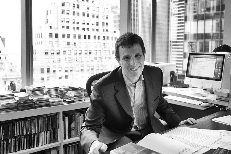 "David Remnick : ""Let's not to be romantic about the uniformed brilliant quality of all journalism in the pre-internet age. There was a lot of crap"""