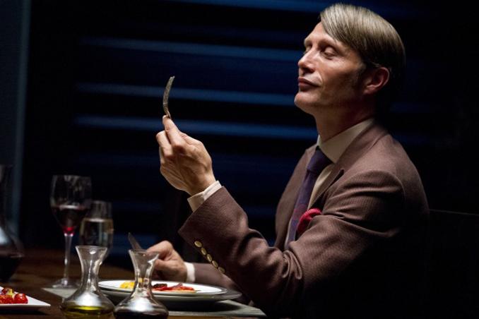 Hannibal cenando