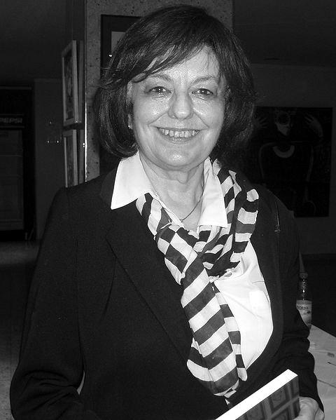 Ana Blandiana. Foto: Ady Sarbus (CC).