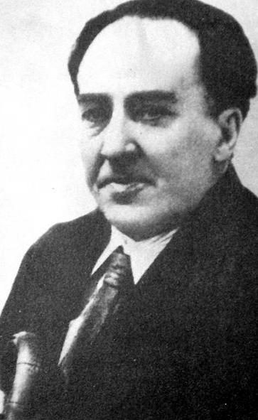 Antonio Machado (Wikicommons)