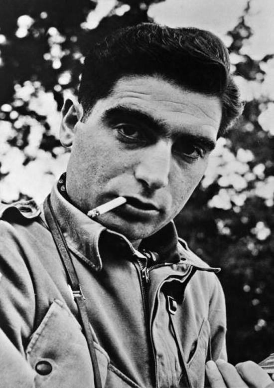 Robert Capa en Indochina, 1954.