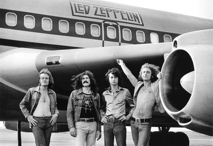 Led Zeppelin & Jones, John Paul & Bonham, John & Page, Jimmy & P