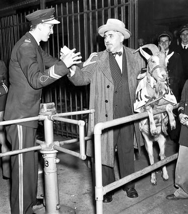 William Sianis y su cabra
