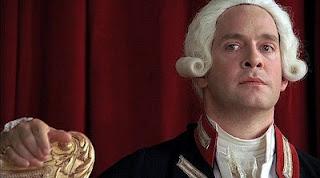 Tom Hollander en su indescriptible encarnación del rey Jorge III.