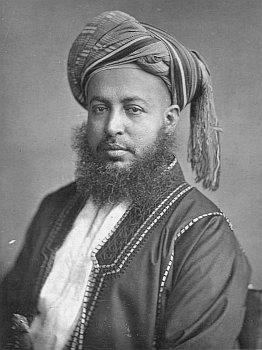 Como otros sultanes antes y después que él, Barghash bin said fue amigo de Inglaterra porque no le quedó más remedio.